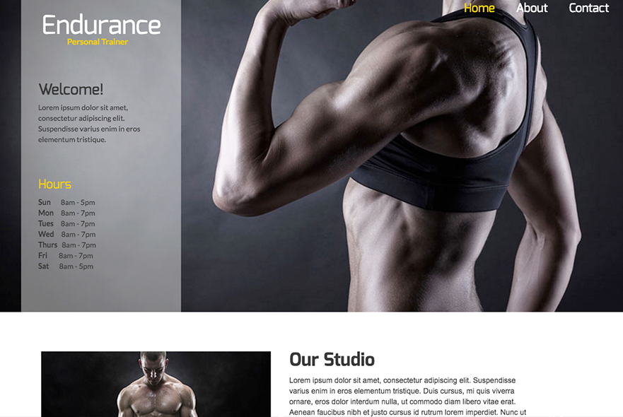 Fitness Marketing Services